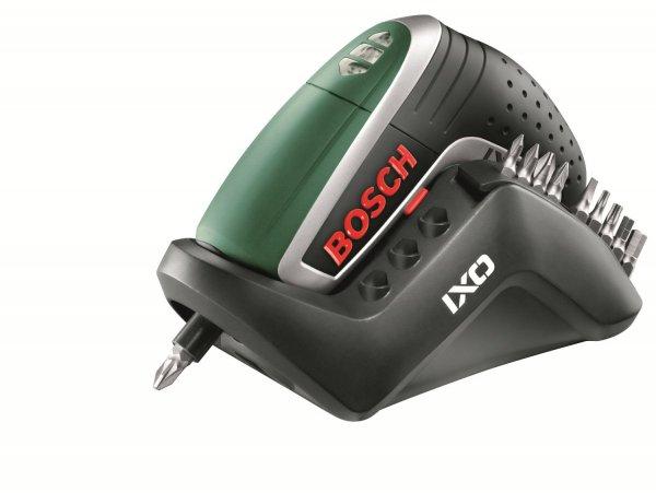 WIEDER VERFÜGBAR - Bosch IXO 3.6V mit Ladestation und 10 Bits für £22.54 ~ 28,39€ [amazon.co.uk]