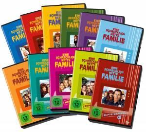 Eine schrecklich nette Familie (alle 11 Staffeln) [DVD] @ EMP 93,33€ inkl. Versand