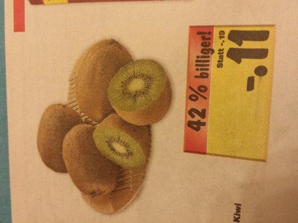 [Kaufland] Kiwi für 0,11 €