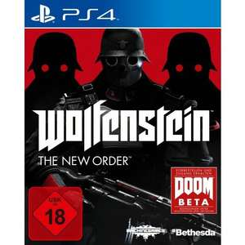 Wolfenstein: The New Order PS4 @ müller sonntagsknüller