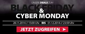 Für Angler -> Black Friday & Cyber Monday Deals