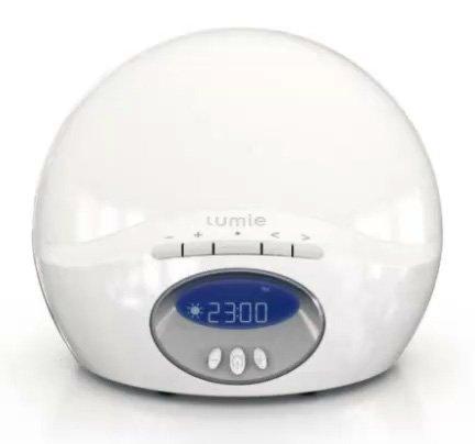 [Amazon.de] Lumie Bodyclock Active 250 Lichtwecker mit Radio und erweiterten Audiofunktionen