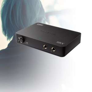 Creative X-FI HD USB