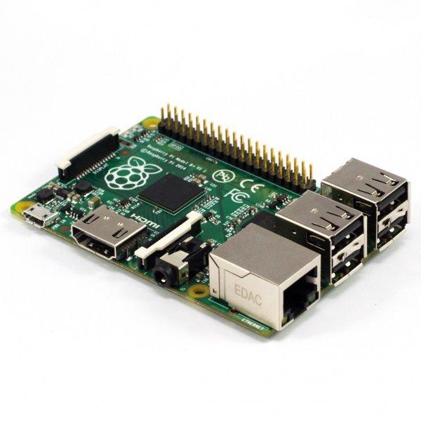 Raspberry Pi B+ für 27,27€  inkl. Versand bei Conrad.de mit Gutscheincode