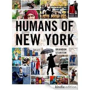 "[Amazon.com] ""Humans of New York"" gebundene Ausgabe für 15,42€"
