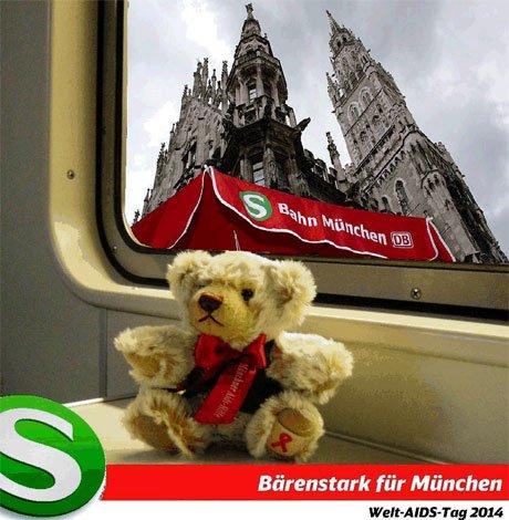 [lokal München] Am Montag, 01.12.2014 von Vormittag bis Mittag kostenlos S-Bahn fahren zwischen Ostbahnhof und Pasing und zurück
