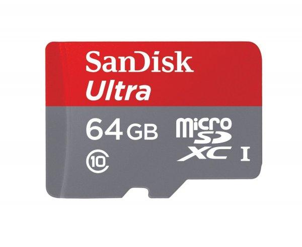 SanDisk SDSDQUN-064G-FFP-A Ultra Class 10 Micro SDXC 64GB