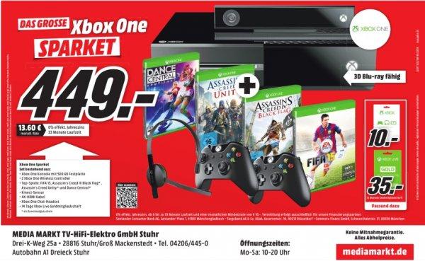 Xbox One Sparket [Media Markt Bremen - Stuhr ]
