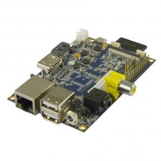 Allnet Banana Pi (Mini-PC Board, 1GHz Dual Core, 1GB RAM) für 31,60€ (Bestpreis!) @redcoon