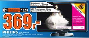 Philips 42PFL3605H FULL HD LCD SATURN Göttingen LOKAL(?) für 369.-€