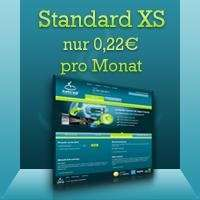 [netcup] Standard XS Webspace