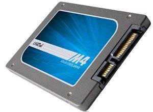 Crucial M4 SSD - 128GB für 33,64€ / 256GB für 53,88€ (Generalüberholt mit 1 Jahr Garantie)