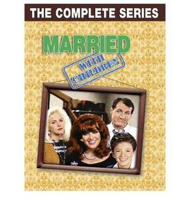 Married...With Children - The Complete Series Codefree DVD @Amazon.com 34,00 € (+19%?)