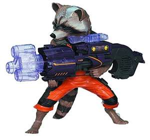 "Der Waschbär ""ROCKET"" aus Guardians of the Galaxy Actionfigur @Amazon.com 21€"