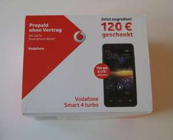 Smart 4 Turbo(Quad-Core) Simlock-Frei + Callya Karte mit super Tarif!!!