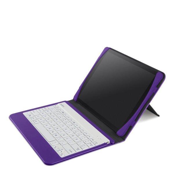 Belkin Slim Style Tastatur-Case (iPad Air) violett für 16,37€ @Zavvi.com