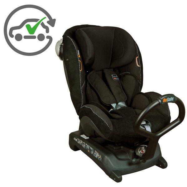 Reboarder Kindersitz HTS BeSafe IZI COMBI X3 ISOFIX - 75€ unter idealo, 110€ unter lokal
