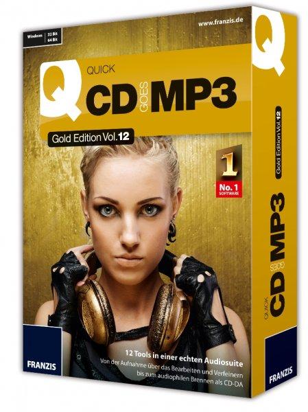 """""""CD goes MP3 12 Gold"""" heute kostenlos"""