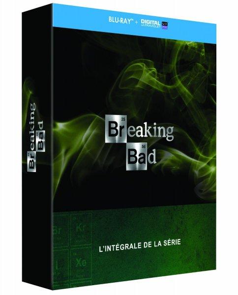 Breaking Bad - Die komplette Serie [Blu-ray] für 58,17€ @Amazon.fr