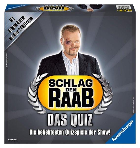 [MÜLLER] Schlag den Raab - Das Quiz - Ravensburger Spiel für nur 9,99 €