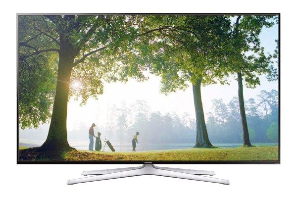 Samsung LED TV Fernseher UE55H6290 138 cm (55 Zoll) 3D-LED-Backlight-Fernseher, EEK A+ (Full HD, 200Hz CMR, DVB-T/C/S2, CI+, WLAN, Smart TV, HbbTV) schwarz Amazon Cyber Monday 599€