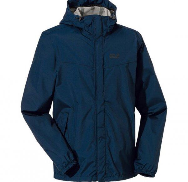 Jack Wolskin Cloudburst Jacket night-blue XL/XXL