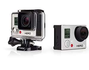 GoPro Hero3 White Edition 169,95 EUR (Vergleich 179 EUR) @ Paintballshop Hannover