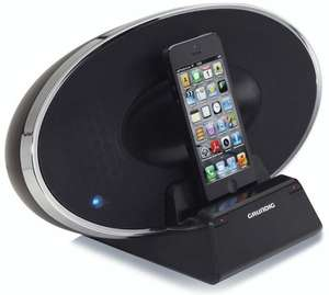 "GRUNDIG Docking-Station (Idealo 89,40 Euro) ""Soundbar BlueBeat GSD 320"" [Bluetooth-Lautsprecher mit iPhone und iPod-Docking-Station] [Qipu & Brands4Friends Account benötigt] *Alternative GSD 300 sogar nur 44,80 Euro (Idealo 88,17 Euro)"