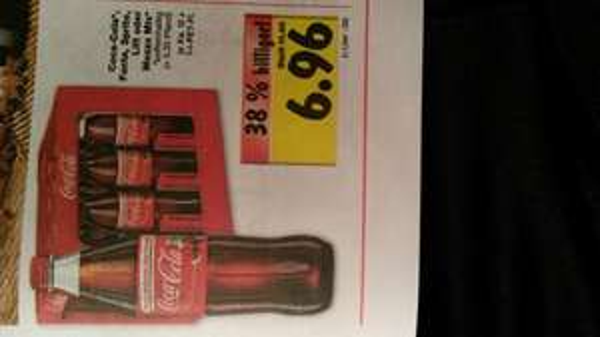 [Kaufland Bremerhaven] Kasten Coca-Cola / Fanta / Sprite / Mezzo-Mix / Lift  12x1L für 6,96 € zzgl. Pfand