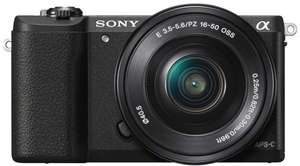 Sony Alpha 5100 im Blitzangebot bei Amazon.co.uk für 377€