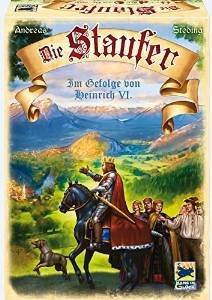 Schmidt-Spiele Die Staufer für 22,99€ (Neukunden für 19,99€) inkl. Versand (Idealo 33,95€)