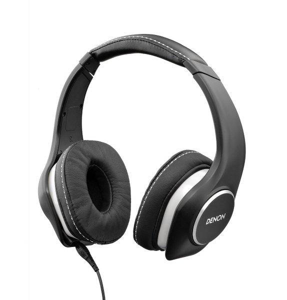 Denon AH-D340 MusicManiac für 66,39€ – On-Ear-Kopfhörer inklusive Mikrophon und Kabelfernbedienung für iPhone/iPod/iPad *UPDATE*, Amazon