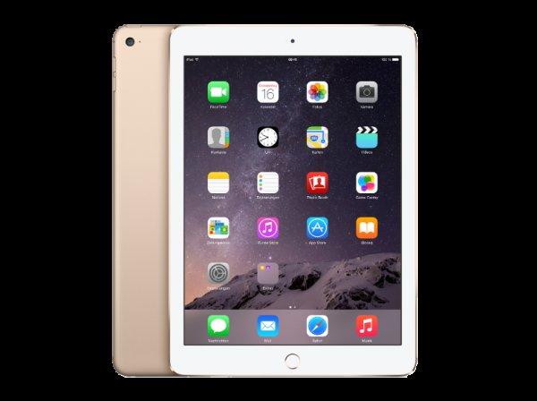 ipad air 2 wifi 16gb Gold ab 399 € @ Saturn