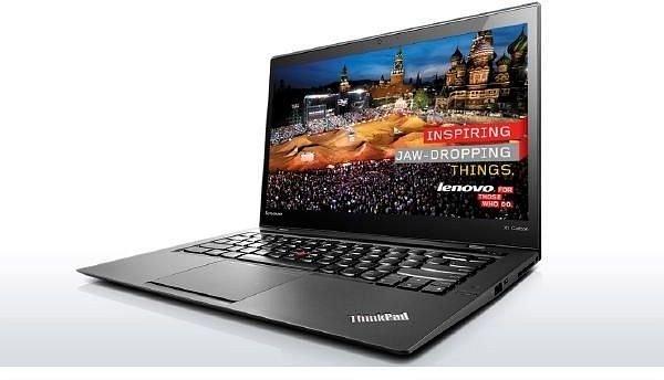 "Lenovo ThinkPad X1 Carbon (i5-3337U, 256GB SSD, 14"" 1600x900, 1,36kg) - 956,99€ @ redcoon.de Cyber Monday"