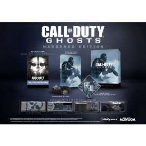 Call of Duty: Ghosts - Hardened Edition XBox360 PS3 @ Zavvi.com