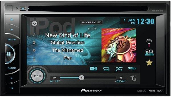 "Pioneer AVH-X1600DVD für 179,90€ @ Redcoon Hotdeal - 6,1"" Autoradio Cyber Monday"