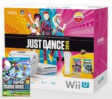 WII U Basic + Just Dance 2014 + Nintendoland + New Super Mario Bros U + Wiimote Plus für 235,43€ inkl. versand @shopto.net