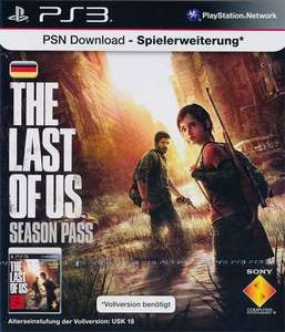 The Last Of Us Season Pass Live Card (20 Euro) PlayStation 3
