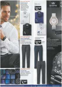 "Ab 11.12.2014 ROYAL CLASS® SELECTION Hemd ""Body fit"" 1/1 Arm @Aldi Süd"