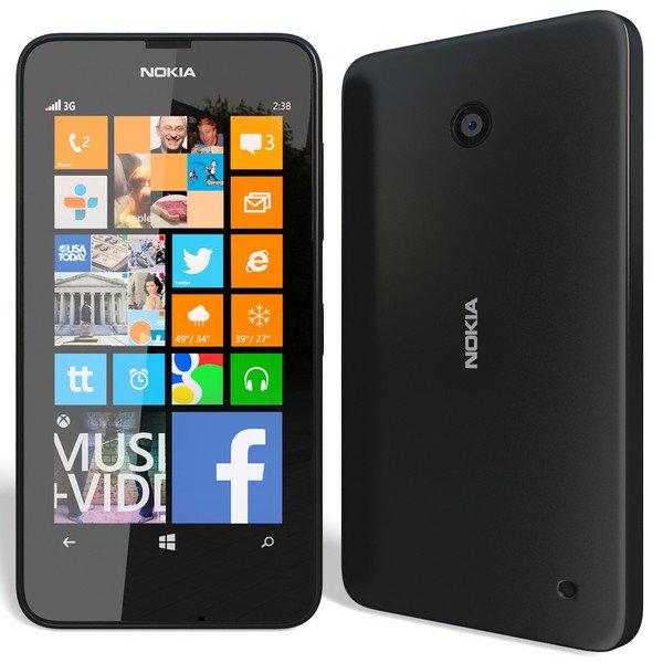 Nokia Lumia 630 für 49,- € bekommen statt 115,- € - durch kostenlose Girokonto der Postbank