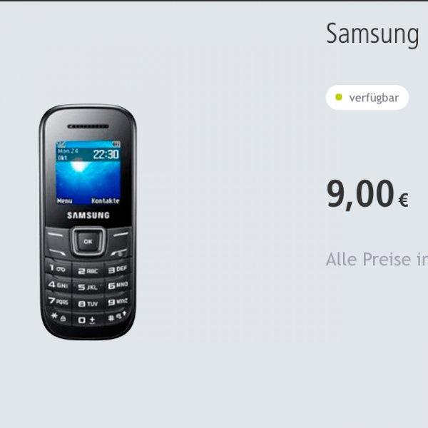 Samsung E1200i ( Smartkauf )