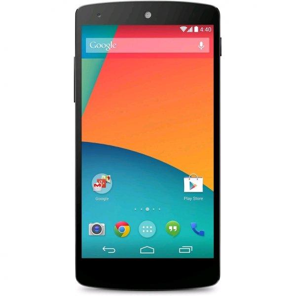[Orange] Google Nexus 5 16GB in weiß + Snap Case oder rot + QuickCover für 269,99€ mit Gutschein orangede10