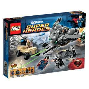 LEGO® Super Heroes™ 76003 Superman - Aufruhr in Smallville @real.de