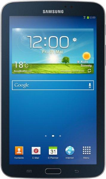Samsung Galaxy Tab3 7.0 T2100 Wifi 8GB (schwarz) B-Ware @ 73,89 bei smallbug.de