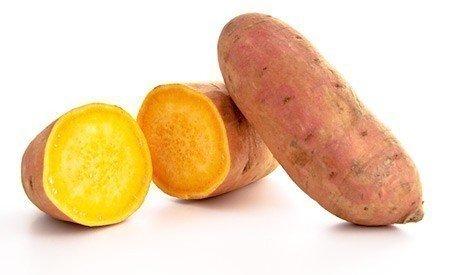 [lokal?] Edeka Herkules Süßkartoffeln USA 0,99 Euro/kg
