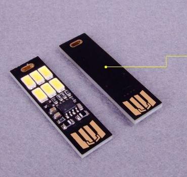 Mini USB touch LED Lampe für 1,01€ inkl.Versand @ aliexpress