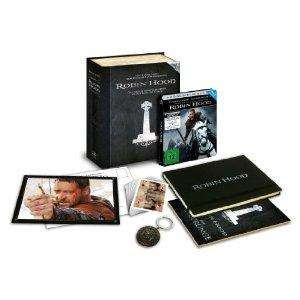 Robin Hood - Limited Collectors Box (2 Disc im Steelbook) [Blu-ray] @ Media Dealer für 19€ + 2,99€ VSK