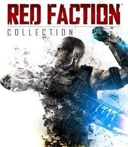 Red Faction Collection für 5,96 @Steam Midweek Madness