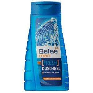 Balea Men Duschgel Fresh, 2er Pack (2 x 300 ml) EUR 1,30 @Amazon