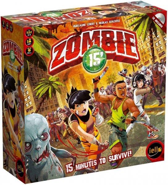 Iello Zombie 15 für 32,99€ (Neukunden für 29,99€) inkl. Versand (Idealo 48,30€)